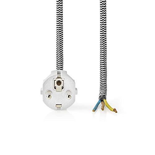 Fixapart W8-90001 - Cavo per ferro da stiro, colore: Grigio