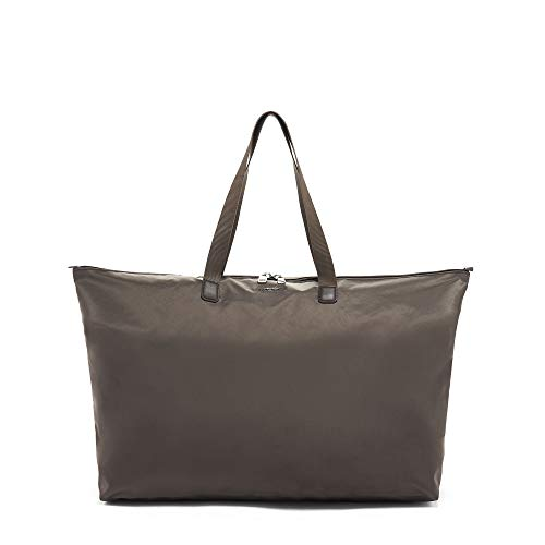 TUMI - Voyageur Just In Case Tote Bag - Lightweight Packable Foldable Travel Bag for Women - Mink/Silver