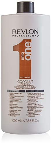 Revlon Uniqone Coconut Conditioning Shampoo 1000ml