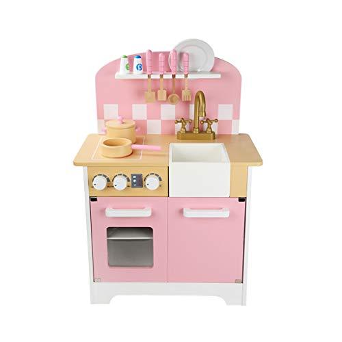 LHY - Juego de juguetes de cocina para jugar con juguetes, juego de cocina, accesorios de cocina