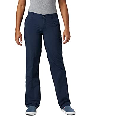 Columbia Women's PFG Aruba Roll Up Pant - Plus Size , Collegiate Navy, 18 W Regular