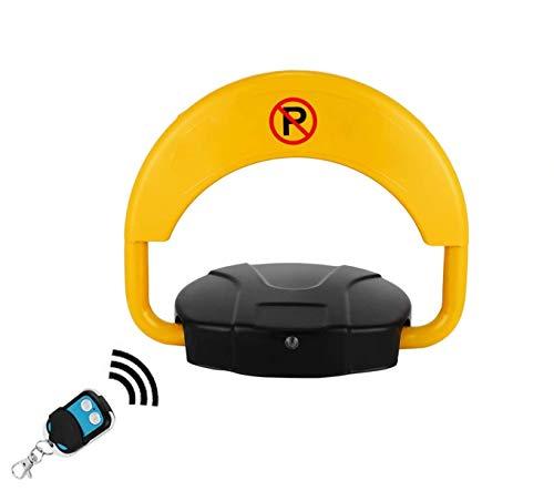 OldFe Barriere Parcheggio Elettrica Con 2 Telecomandi Distanza 30m Automatico Telecomando Parcheggio Blocco Telecomando Posto Auto