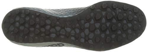 adidas Men's X Tango 16.1 Tf for Soccer Training Shoes, Black (Negbas/Negbas/Rojo), 6 UK
