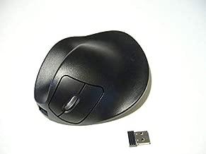 Hippus LM2UL Wireless Light Click HandShoe Mouse (Left Hand, Medium, Black)