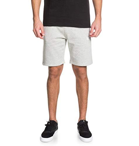DC Shoes Rebel - Sweat Shorts - Sweatshorts - Männer - L - Grau