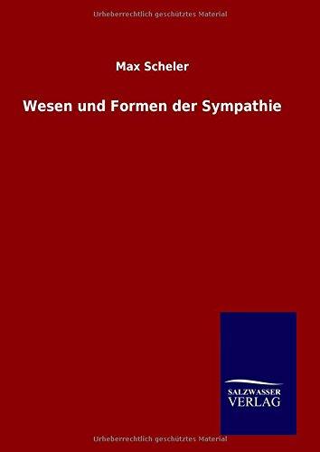Wesen und Formen der Sympathie