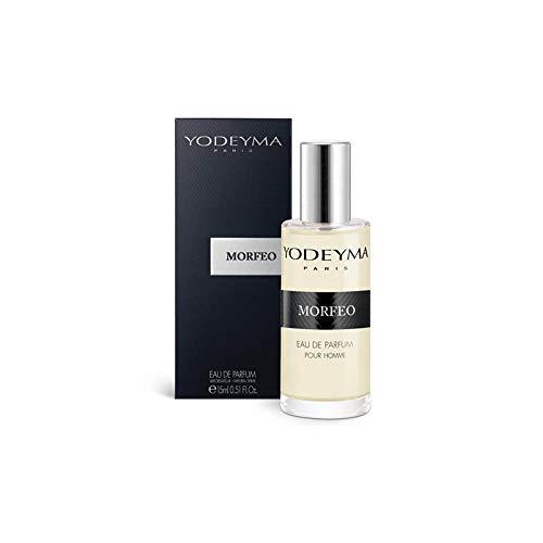 Yodeyma Morfeo Eau de Parfum para hombre, 15 ml