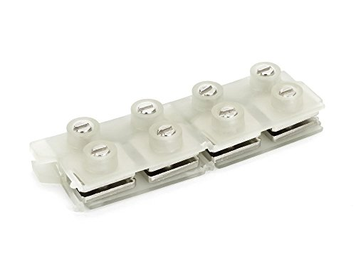 Sewell Ghost Wire 4 Conductor Terminal Block, 14, 16, and 18 AWG