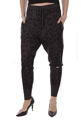 Diesel M-Dukess Mujer Pantalones (S, Negro)