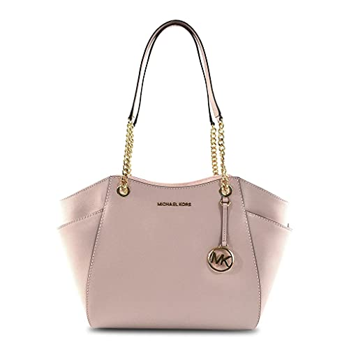 Michael Kors Women's Jet Set Travel Handbag 35T5GTVT3L-Powder Blush, Large