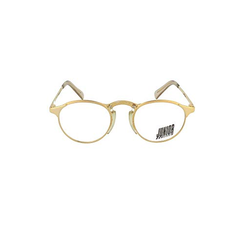 Jean Paul Gaultier Luxury Fashion Herren 570174GOLD Gold Metall Brille | Frühling Sommer 20