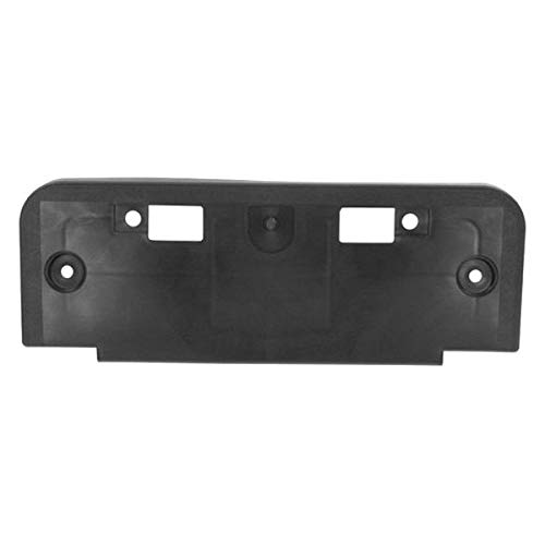 Multiple Manufacturers OE Replacement 2009-2014 Nissan Cube License Plate Bracket (Partslink Number NI1068120)