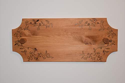 AC-Holz Wandhalterung für Bögen