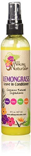 Alikay Naturals Leave In Conditioner, Lemongrass, 8 Fl Oz