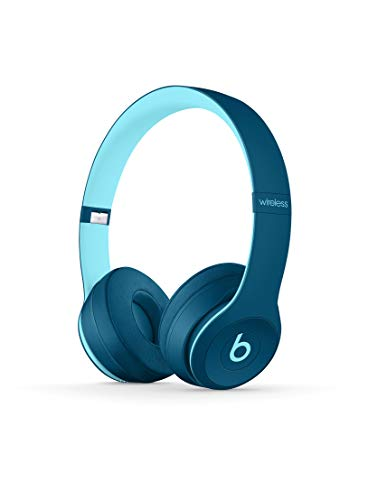 Beats Solo3 draadloze on-ear hoofdtelefoon - Beats Pop Collection - Pop blauw