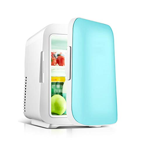 XmJ Make-up koelkast voor in de auto, kleine huishoudens, single verhuur, slaapkamer, 25 x 20,3 x 28 cm
