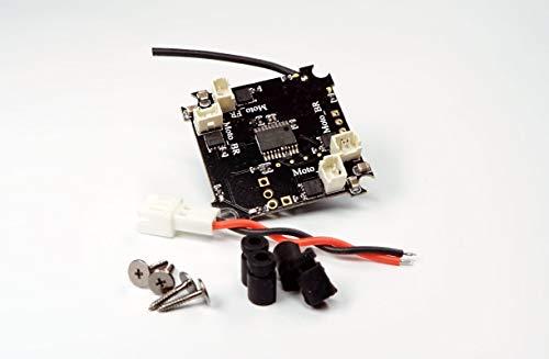 SCHUBKRAFT BeeCore Lite Brushed Flugcontroller with Built-in Receiver - Silverware Firmware