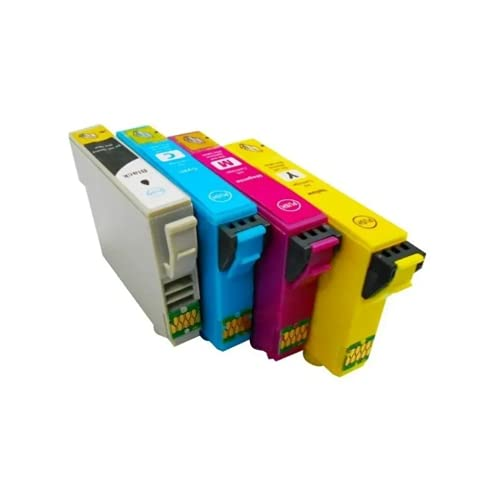 Ink Cartridge Cartucho De Tinta 296 Magenta Compatible para Impresoras: Xp-231 / Xp-241 / Xp-431