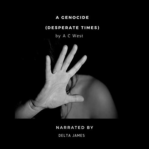 A Genocide audiobook cover art