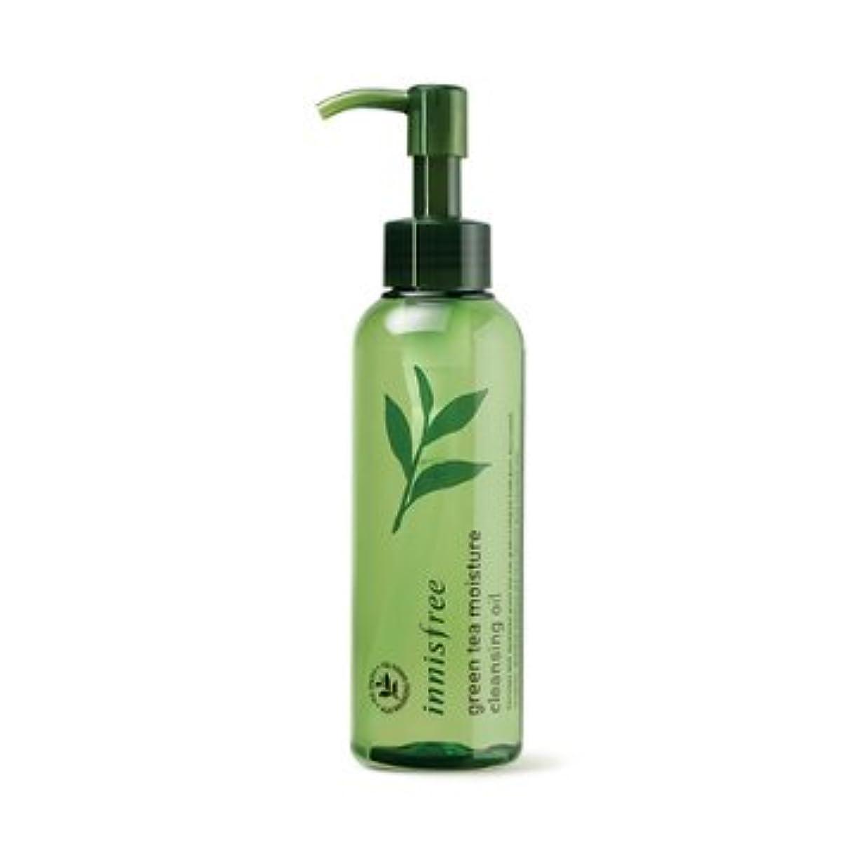 無駄な磨かれたうめき【イニスフリー】Innisfree green tea moisture cleansing oil - 150ml (韓国直送品) (SHOPPINGINSTAGRAM)