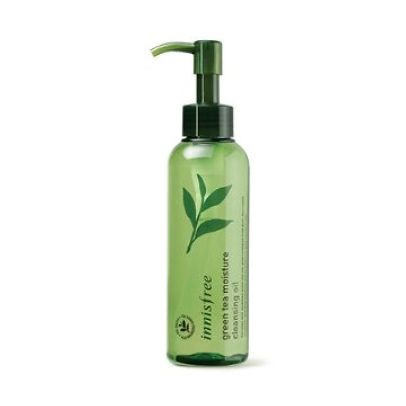 南アメリカアサート首尾一貫した【イニスフリー】Innisfree green tea moisture cleansing oil - 150ml (韓国直送品) (SHOPPINGINSTAGRAM)