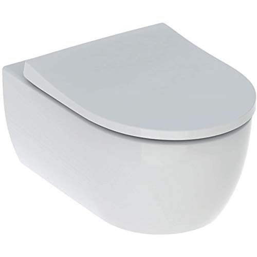 Geberit Icon Hänge-WC Rimfree mit SoftClose 500.809.00.1