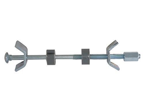 10 x Arbeitsplattenverbinder SAMWERK Arbeitsplatten Verbinder Massivholzverbinder 150mm