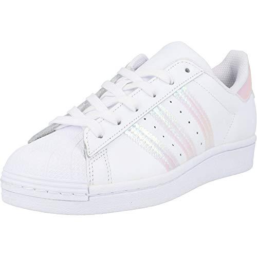 adidas Superstar, Sneaker, Footwear White/Footwear White/Footwear White, 29 EU
