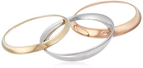 Calvin Klein Damen-Armreifen Vergoldet KJ8QDD30010S