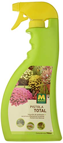 Masso Garden Pistola Total, transparente, 750 ml