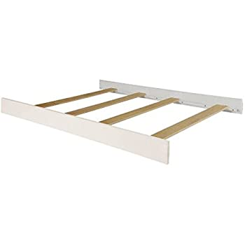 Full Size Conversion Kit Bed Rails for Select Bassett Baby Cribs  Pearl