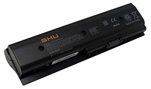 New GHU Battery 87 WH Replacement for MO09 671731-001 9 Cell 11.1V Compatible with Laptop 672326-421 672412-001 MO06 HSTNN-OB3N 671567-321 671567-421 671567-831 TPN-W106