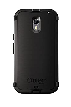OtterBox Defender Case for Motorola Moto X  3rd Gen  - Retail Packaging - Black