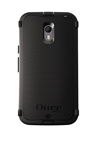 OtterBox Defender Case for Motorola Moto X (3rd Gen) - Retail Packaging - Black