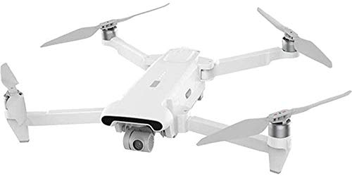 QqHAO GPS FPV RC Drohne mit Kamera Tragbare Drohne 3-Achsen Gimbal & 4K Kamera Auto Follow Me Optische Durchflussposition 33 Minuten Flugzeit