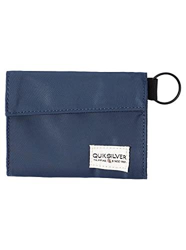 Quiksilver Accesorio de Viaje- Billetera, Azul