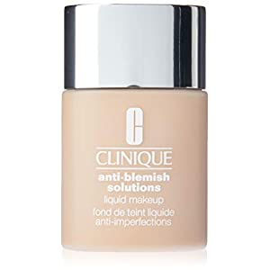 Acne treatment products Clinique Anti-Blemish Solutions Liquid Makeup Cn 28, 02 Fresh Ivory, 1 Fl Oz