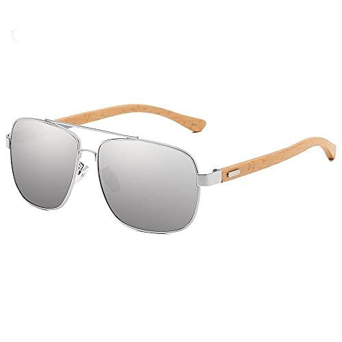 RWDMFC Gafas de Sol de conduccióN para Hombres Gafas Polarizadas Gafas deportivas Pesca Golf Goggles-C5