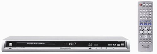 Buy Bargain Panasonic DVD-S53S Up-Converting 1080p DVD Player Silver