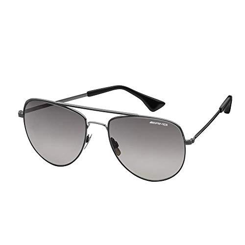 Mercedes Benz AMG'Essentials - Gafas de sol originales para hombre, 100 % protección UV-A/UV-B (UV-400), fabricadas en Alemania