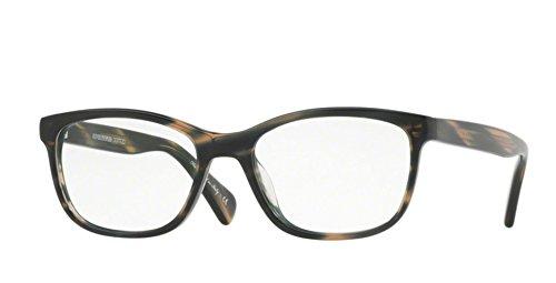New Oliver Peoples OV 5194 FOLLIES 1611 BLUE COCOBOLO Eyeglasses