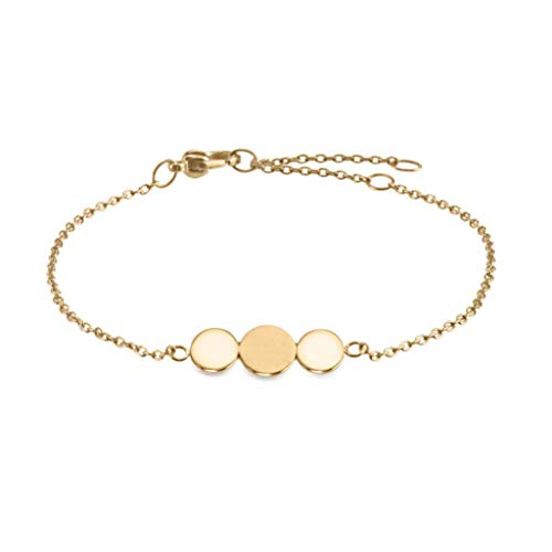 Boccia titanium armband 03028-02