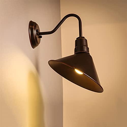 Estilo americano Retro Hierro forjado Luz de pared Edison E27 Lámpara de pared Sótano Luz de Montaje Lámpara de pared Lámpara de pared Iluminación Perfecta para Edison Elegante Aisle Rústico Decoració