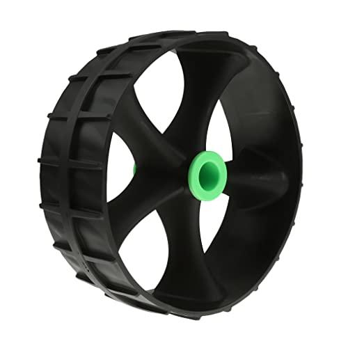 HWGQL Neumático de reemplazo de Rueda Duradera for Bote de Kayak Carrito de Trolley Transportador de Bote de Asalto de Kayak