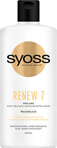 Syoss Spülung Renew 7, 1er Pack (1 x 440 ml)