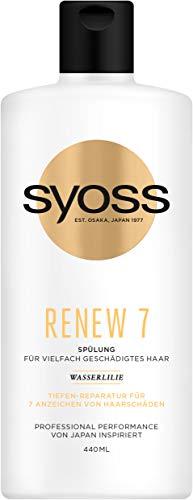 Syoss Spülung Renew 7, 1er Pack (1 x 440 ml)