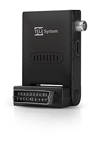 Telesystem DECODER T2 TS FACILE STEALTH EASY