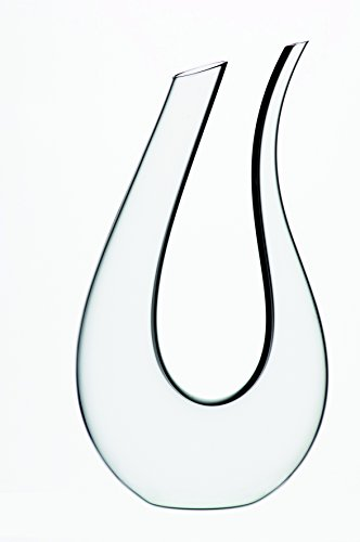 Riedel 4100/83 Sommeliers Black Tie Amadeo Wine Decanter, One Size, Clear