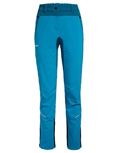 VAUDE Damen Larice III Hose, blau(icicle), 42