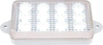 Bajato : LED Blanc inverse/intérieur/auxiliaire lampe 12 V- 12000308